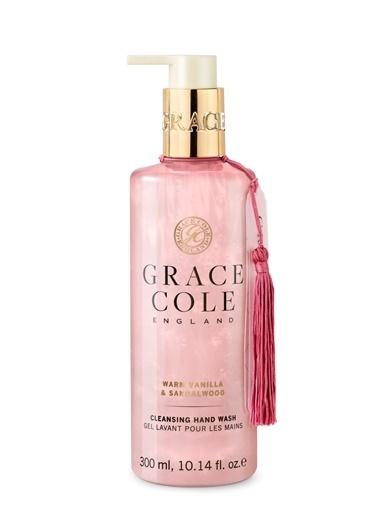 Grace Cole Warm Vanilla & Sandalwood Sıvı El Sabunu 300 ml Renksiz